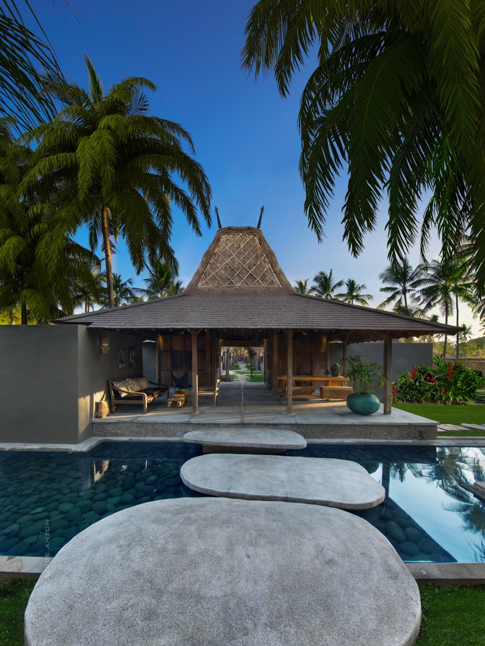 Slow Private Pool Villas
