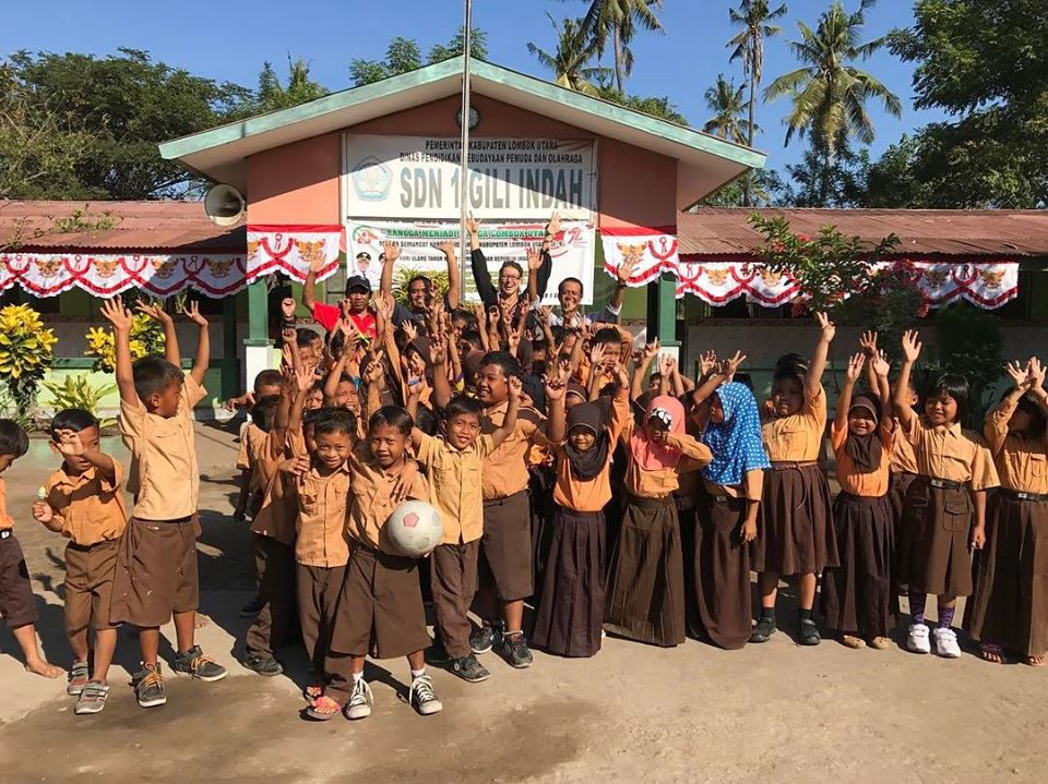 Benefit for the kids of Gili Air – Crowdfunding