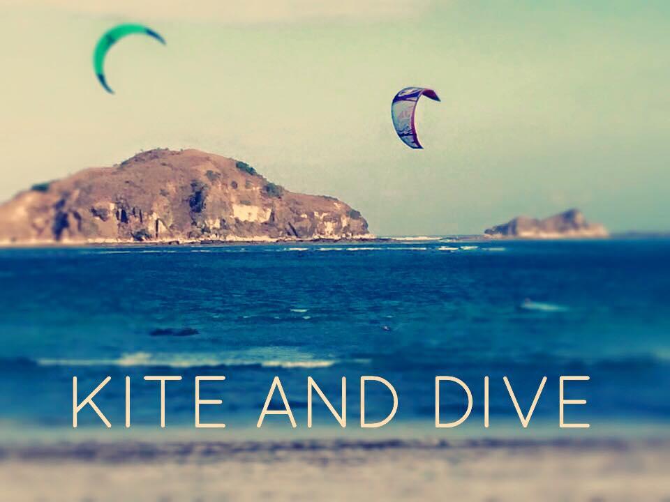 Kite & Dive